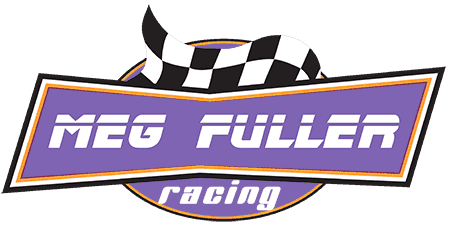 Meg Fuller Racing Logo Large